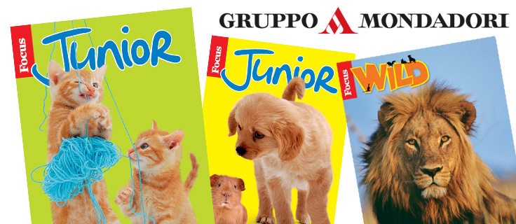 Mondadori - Focus Wild Junior